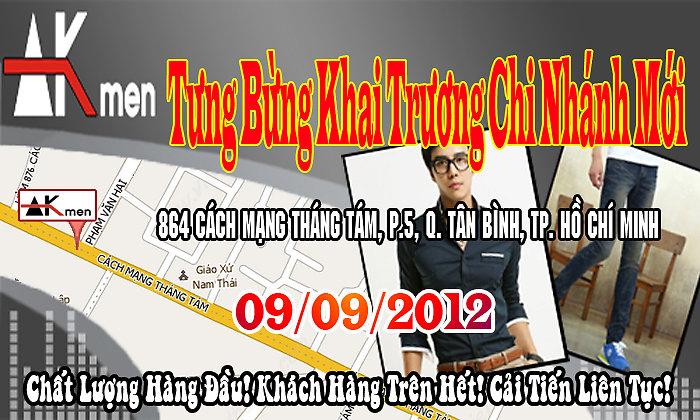 AK men Ao Thun Cao Cap Ca Tinh Cua Ban
