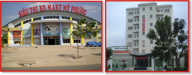 Ban dat My Phuoc 3 Binh Duong Gia Ban 165tr150m2 Mat tien duong lon