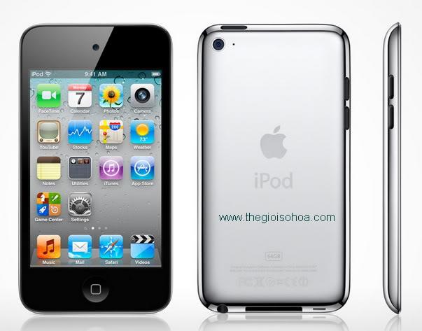 Ban may nghe nhac iPod Touch gen 4 gen 5 nano gen 6 gen 7 shouffle
