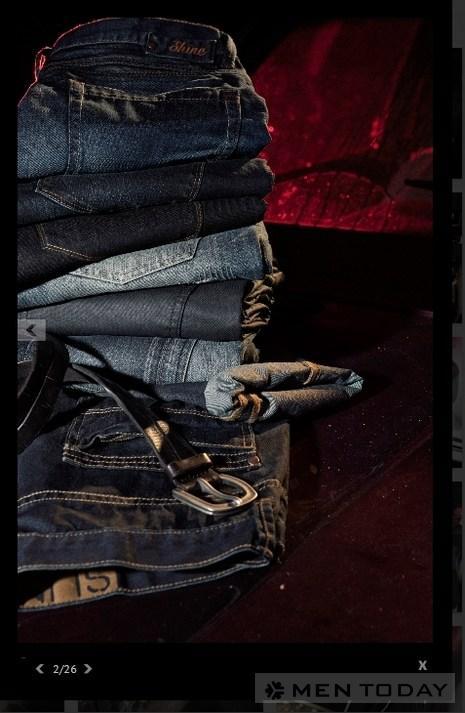 Bui bam amp lang tu cung BST Dong 2012 tu Shine Jeans
