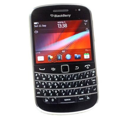 Danh gia Blackberry 9900