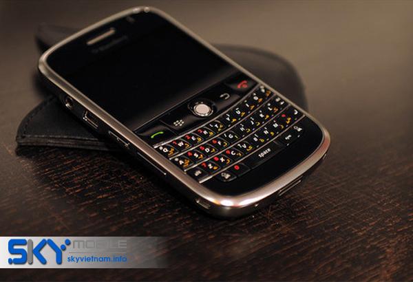 Dia chi ban Blackberry 9000 gia tot nhat tai Ha Noi