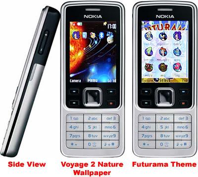 Dien thoai Nokia 6300 xach tay chinh hang moi 100