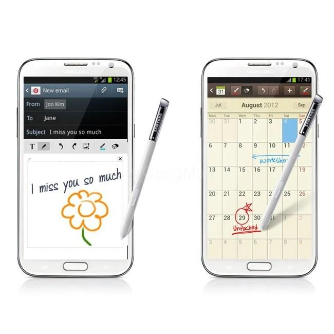 Dien thoai Samsung Galaxy Note II N7100