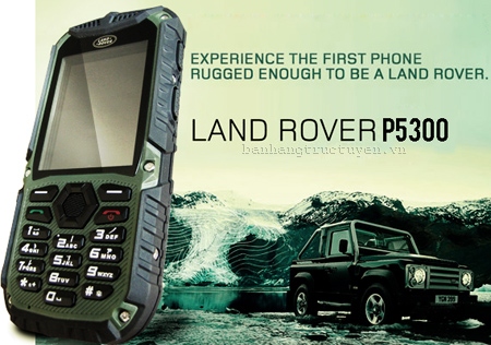 Dien thoai Land Rover p5300