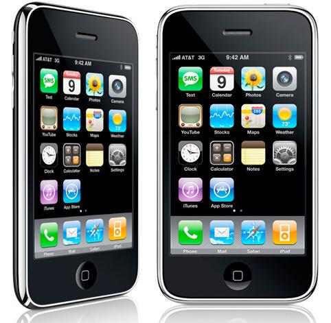 Khuyen mai cuoi nam iphone 3GS 8gb lock 1398000d