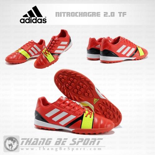 Giay Adidas Nitrocharge 20 TF do