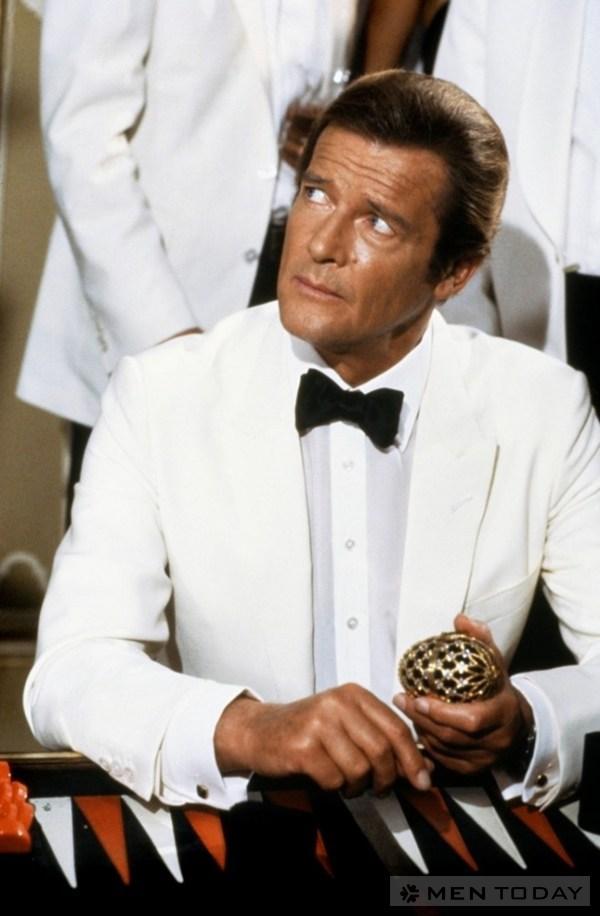 Kham pha bo suit cua cac chang James Bond