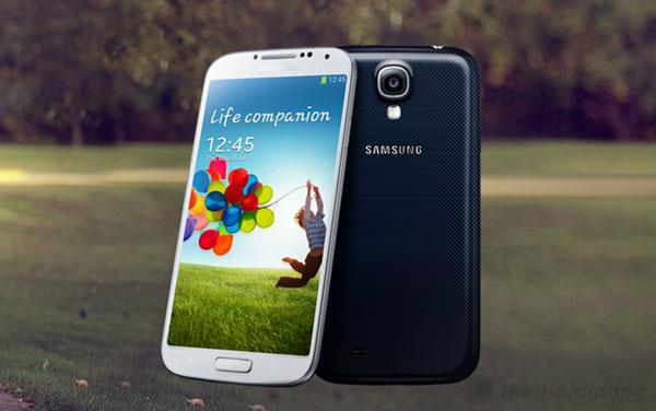 Khuyen mai lon Galaxy S4 S3 Note 2 iPhone 54S giam gia tu 45 den