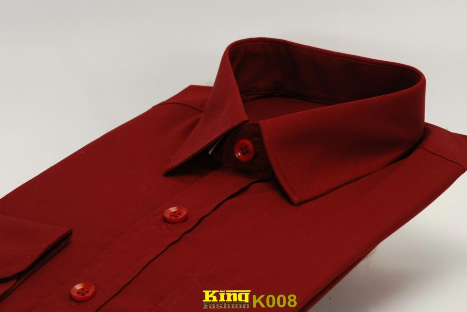 King Fashion Ao so mi nam han quoc Kosta kieu dang Body
