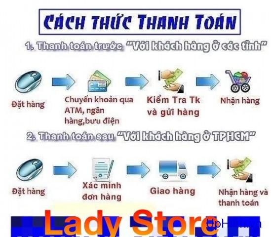 Lady Store CHuyen Si va Le cac loai giay Hot nhat hien nay ban le
