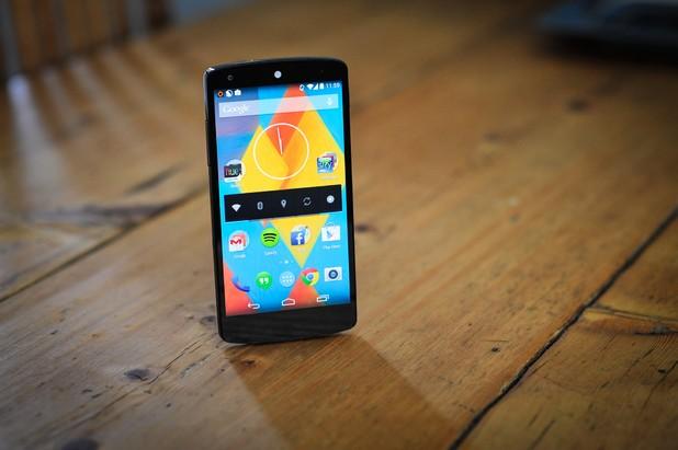 LG Nexus 5 chinh hang ve Viet Nam thang 12