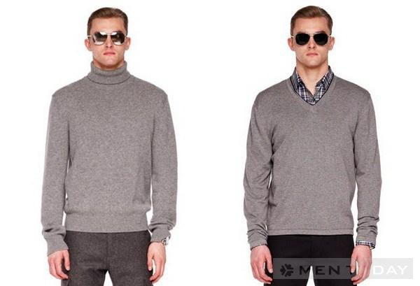 Michael Kors va BST Sweater cho nam