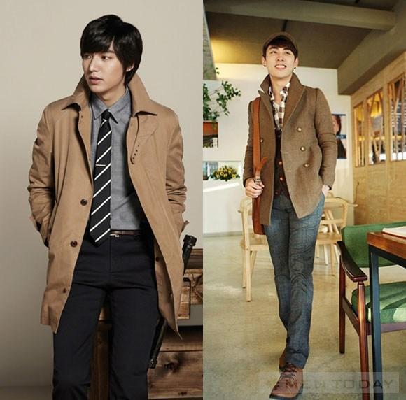 Mix do nam thu dong Banh bao nhu Lee Min Hoo