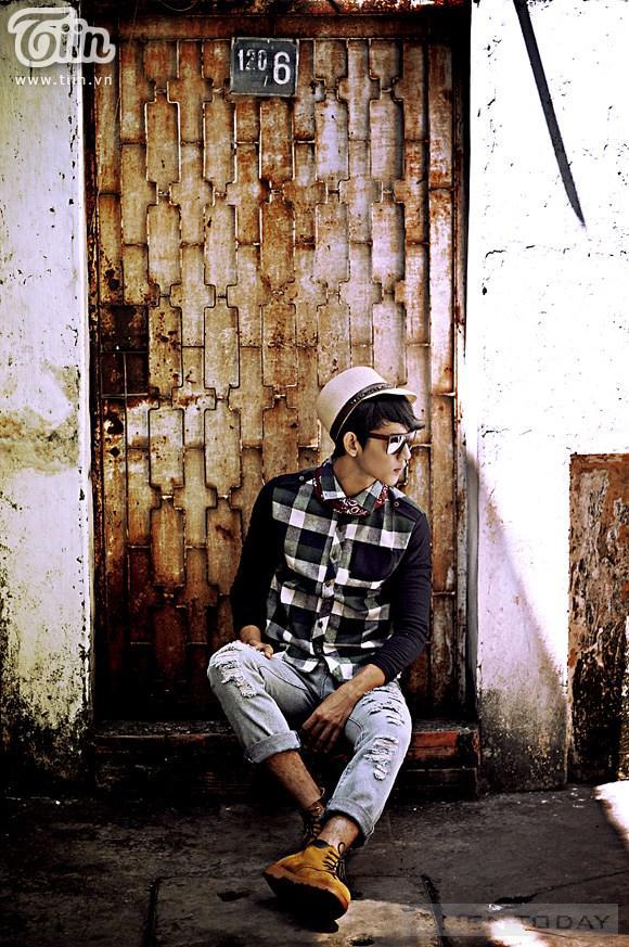 Mix so mi nam Phong cach moi cho teen boy
