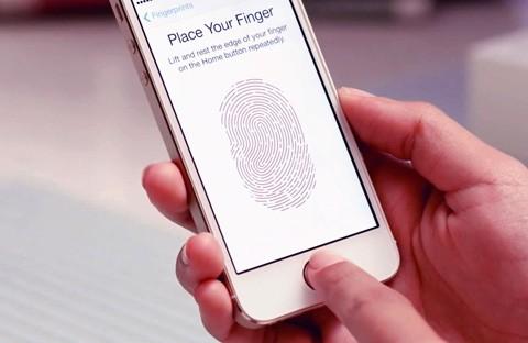 Nhung thu thuat khi su dung bao mat van tay iPhone 5S