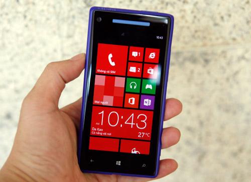 Gia HTC 8x quothot nhatquot tai Ha Noi