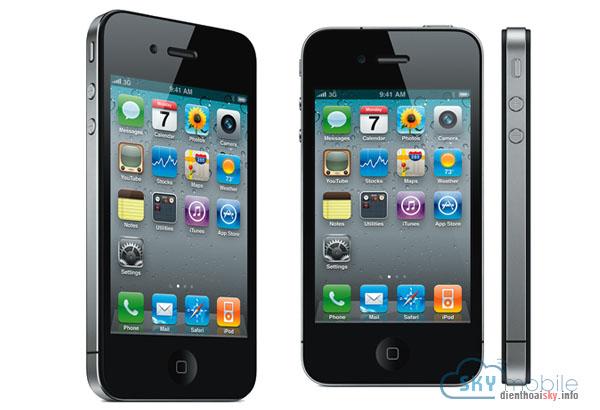 Noi ban iphone 4 cu moi 99 gia cuc cool