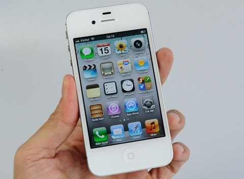 Noi ban iphone 4s tot nhat tai Ha Noi
