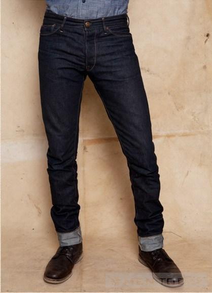 Phong cach co dien tu BST cua Rising Sun Jeans