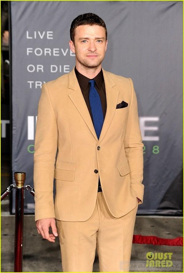 Phong cach thoi trang cua Justin Timberlake