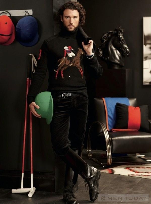 Polo Ralph Lauren gioi thieu BST Holiday 2012 danh cho nam