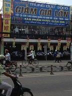 Quan jean nam thoi trang Han Quoc 2013 gia chi 330k