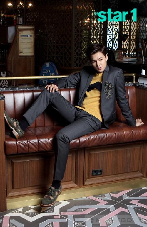 Tham khao phong cach thoi trang cua Lee Min Ho tren Star1