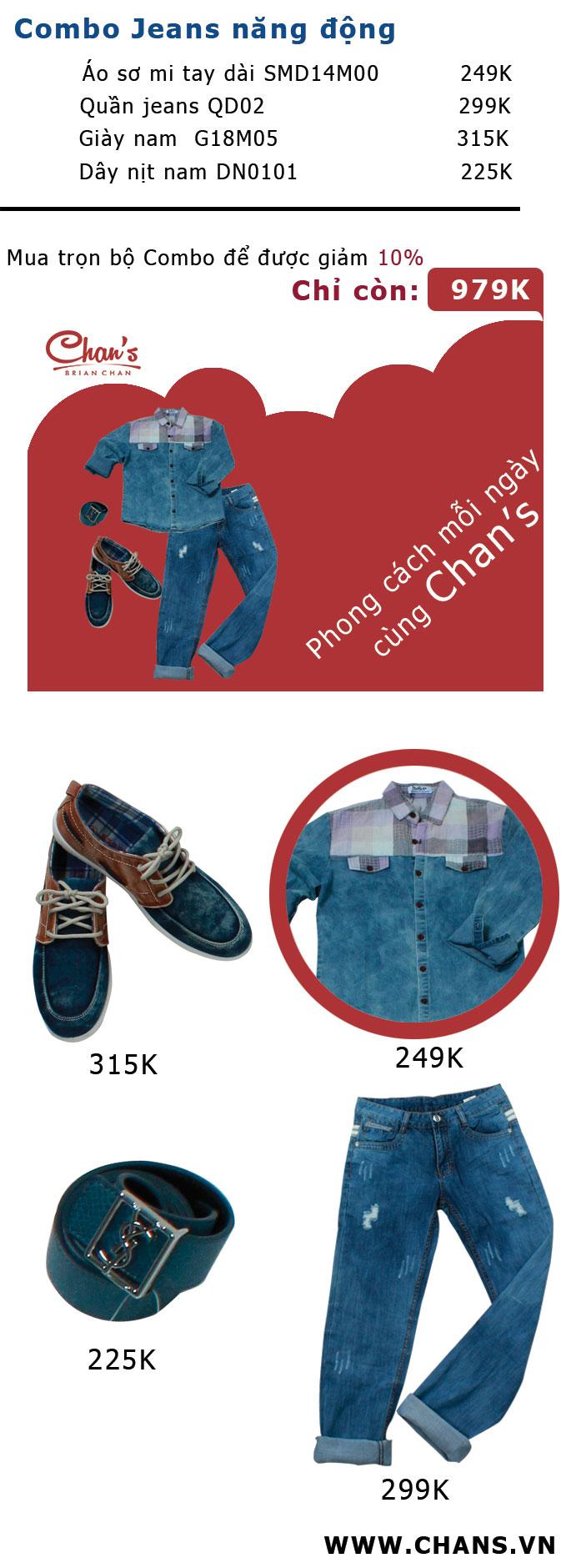 Tu Tin The Hien Phong Cach Cung Chans Fashion