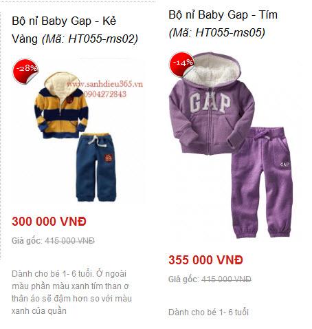 Wwwwsanhdieu365vn Thoi trang tre em Sale toi 50 nhan dip Giang Sinh va chao do