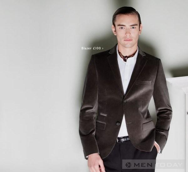 Xu huong ao vest nam BST Suit up cuaTopman