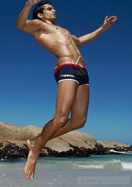 Xu huong underwear nam mua he 2013 tu Rufskin
