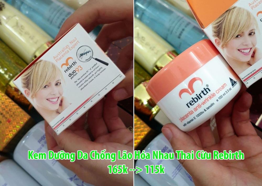 Giam gia goc khong loi nhuan nhieu loai my pham tai PN Store